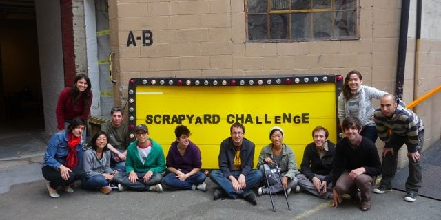 Welcome to the Scrapyard Challenge!